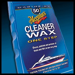 One Step Cleaner Wax (Best i test)