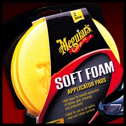 Soft Foam Applicator Pad 4-pack
