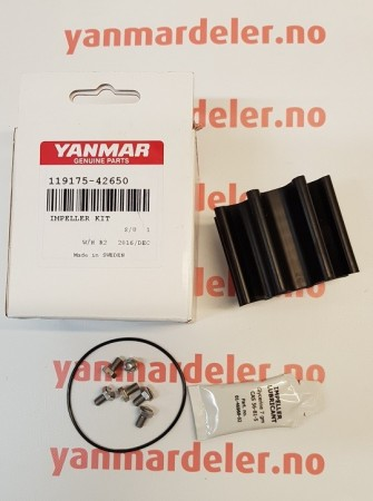 Impeller kit 119175-42650