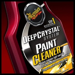 Deep Crystal System Paint Cleaner Step 1